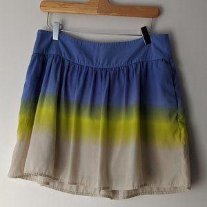 Jessica Simpson Ceres Ombre Skirt Size 9/10